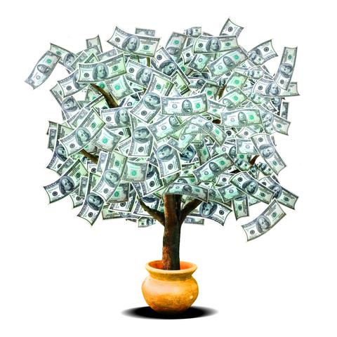 money tree Asset Conversion and Liquidation