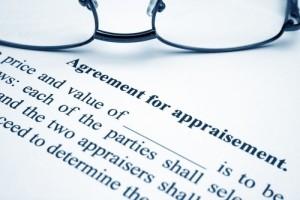 Appraisal Agreement1 300x200 Appraisals & Their Benefits