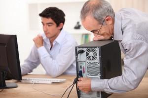 computer repair 300x200 Hurricane Checklist For Small Businesses