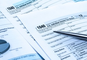 tax forms 300x208 How To Dissolve a Small Business