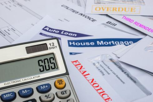 Bankruptcy Bills Calculator 490x328 Chapter 13 FAQs